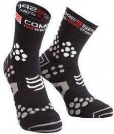 Compressport Pro Racing Socks v2.1 Winter Trail Negro