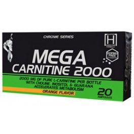 Beverly Nutrition Mega Carnitine 2000 20 ampollas
