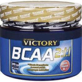Victory BCAA (Optimal 2 :1:1 Ratio) 240 caps