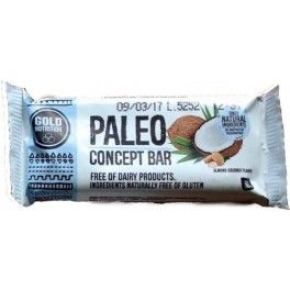 Gold Nutrition Paleo Concept Bar 20 barritas x 50 gr