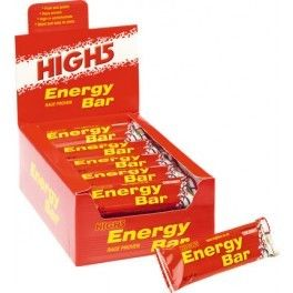 High5 Energy Bar 25 barritas x 60 gr