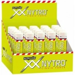 Nutrixxion XX Nytro - Guarana y Cafeina 25 ampollas x 25 ml