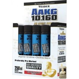 Weider AAKG 10.160 10 ampollas x 25 ml