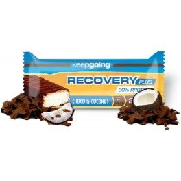 Keepgoing Barrita Recovery Plus 30% Protein 24 barritas x 40 gr