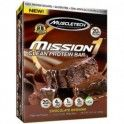 Muscletech Mission 1 12 barritas x 60 gr