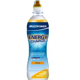 Multipower Energy Charge 1 botella x 500 ml