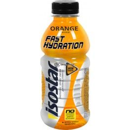 Isostar Fast Hydration Pet 12 botellas x 500 ml