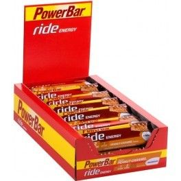 PowerBar Ride Energy 18 barritas x 55 gr