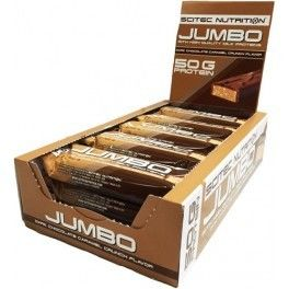 Scitec Nutrition Jumbo Bar 15 barritas x 100 gr