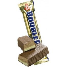Weider Double Protein Bar 24 barritas  x 100 gr