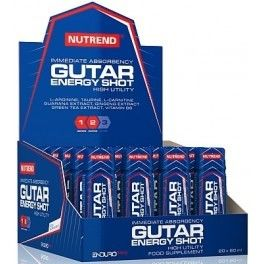 Nutrend Gutar Energy Shot 20 botellitas x 60 ml