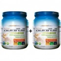 Pack Ovofull Oats Plus Natural 2 botes x 908 gr