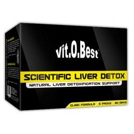 VitOBest Scientific Liver Detox 5 packs