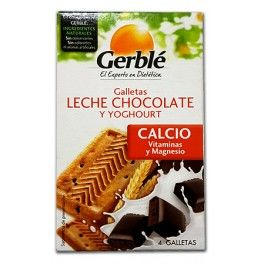Gerblé Galletas Leche Chocolate y Yogurt 46 gr