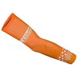 Compressport Manguitos Arm Force Fluo Naranja