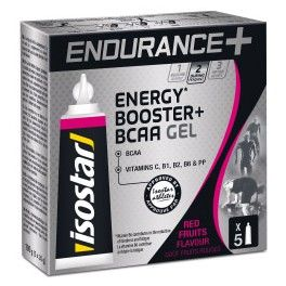 Isostar Endurance BCAA Gel (Long Distance Energy + BCAA) 5 geles x 20 gr