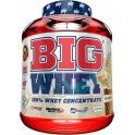 BIG Whey 100% Whey Concentrate 2 Kg