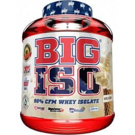 BIG ISO 90% CFM Whey Isolate 2 Kg