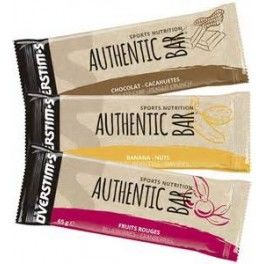 Overstims Authentic Bar 6 barritas x 65 gr