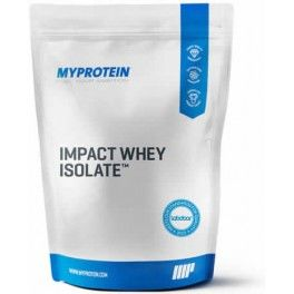Myprotein Impact Whey Isolate 2.5 kg