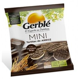 Gerblé Mini Tortitas de Arroz 48 gr
