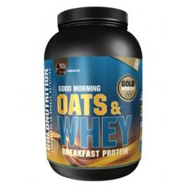 Gold Nutrition Oats & Whey 1Kg