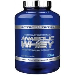 Scitec Nutrition Anabolic Whey 2,3 kg