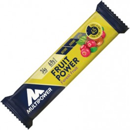 Multipower Fruit Power Bar 1 barrita x 40 gr