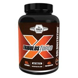 Gold Nutrition Tribulus Extreme Force 60 tabs