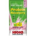 Cad.08/06/18 High5 Whey Isolate Protein Recovery 1 sobre de 60 gr