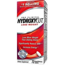 Muscletech Hydroxycut Lose Weight 72 caps