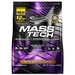 Muscletech Mass Tech Performance Series 5,44 kg (12 lbs)
