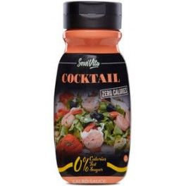 Servivita Salsa Cocktail  (Mil Islas) sin Calorias 305 ml