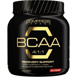 Nutrend Compress BCAA 4:1:1 300 tabs