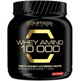 Nutrend Compress Whey Amino 10000 300 tabs