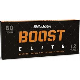 BiotechUSA Boost Elite 60 caps