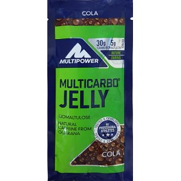 Multipower Multicarbo Hi-Energy Jelly 1 sobre x 50 gr