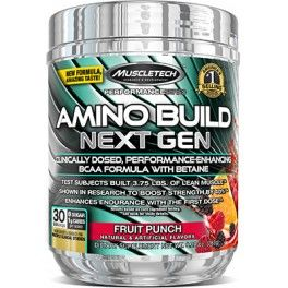 Muscletech Amino Build Next Gen 279 gr