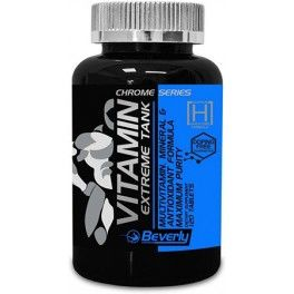 Beverly Nutrition Vitamin Extreme Tank 120 tabs