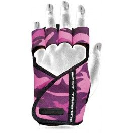 Chiba Guantes Lady Motivation Morados