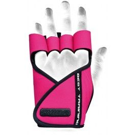 Chiba Guantes Lady Motivation Rosa