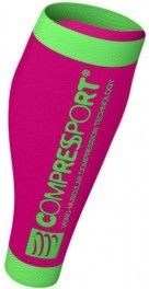 Compressport Perneras R2 v2 - Rosa Fluo
