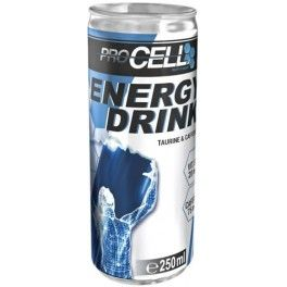 ProCell Energy Drink 24 latas x 250 ml