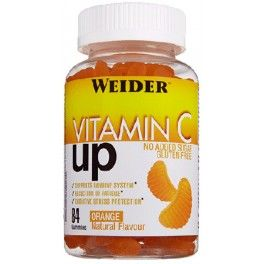 Weider Vitamina C UP 84 Gominolas