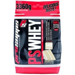 ProSupps PS Whey 4.5 kg (10 lbs - 140 Servicios)