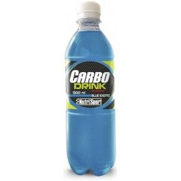 Nutrisport Sport Drink Carbo 1 botella x 500 ml