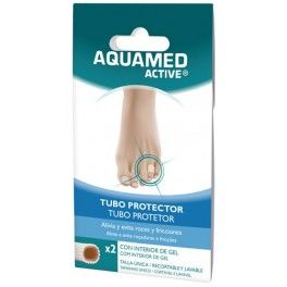Aquamed Active Tubo Protector x 2 tubos protectores