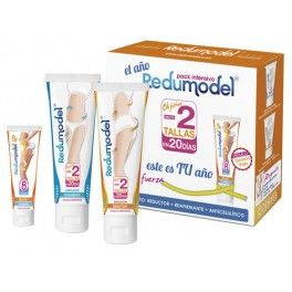 Redumodel Pack Intensivo 2 Botes x 250 ml + 1 Bote 100 ml Extra