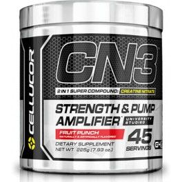 Cellucor CN3 Nitrato de Creatina 225 gr (45 servicios)