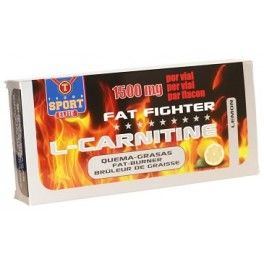 Tegor Sport Fat Fighter L-Carnitina 20 viales